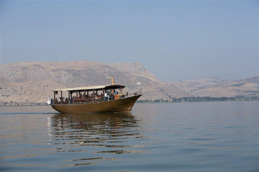 Optional Boat Ride - Sea of Galilee