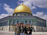 Temple Mount|A view from Mount Zion|David Tower|wailing wall