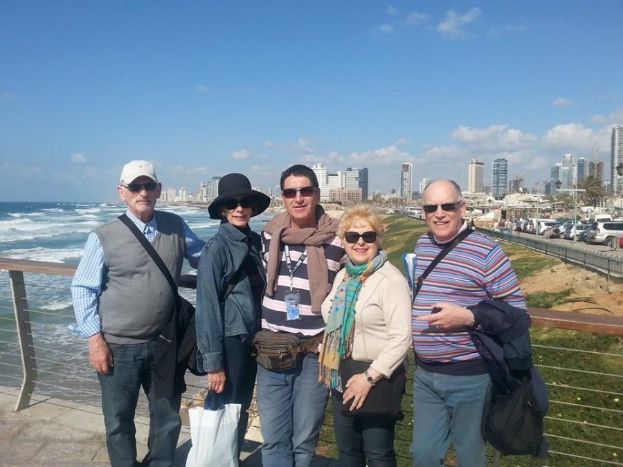 Touring Tel Aviv and Old Jaffa
